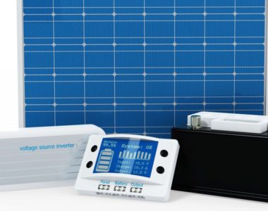 инверторы для солнечных панелей