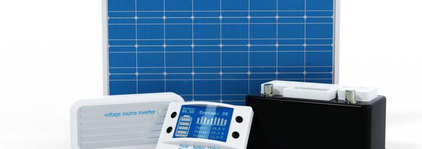 Инверторы напряжения для солнечных систем.