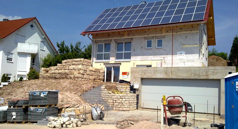 установить солнечные панели