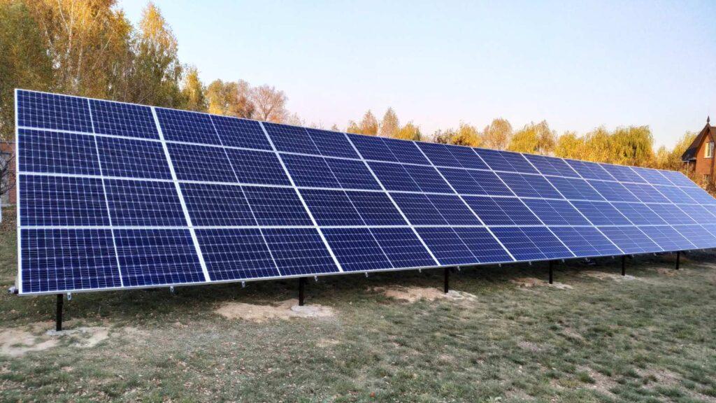 солнечная станция